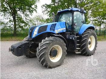 NEW HOLLAND T8.360 PowerCommand - Radtraktor