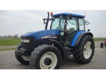 NEW HOLLAND TM 130 - Radtraktor