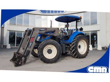Radtraktor New Holland T4.95