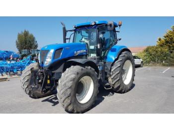 New Holland T7.220AC - Radtraktor