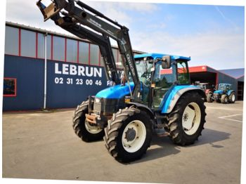 New Holland TS100 - Radtraktor