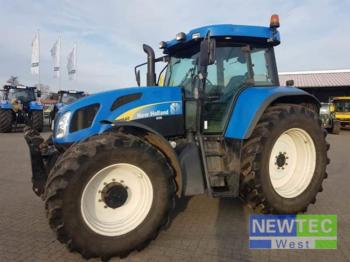 New Holland T 7540 - Radtraktor