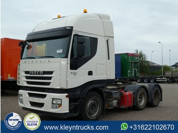 Iveco AS440S50 STRALIS - Sattelzugmaschine