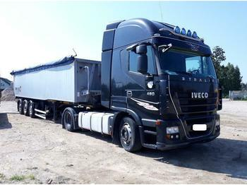 Iveco STRALIS 450 - SOON EXPECTED - 4X2 MANUAL EURO 5  - Sattelzugmaschine