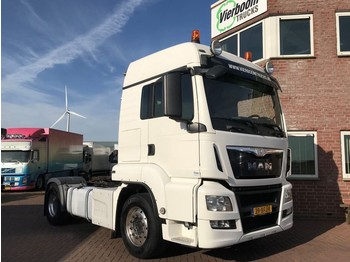 MAN MAN TGS 18.440 EURO6 HOLLAND TRUCK PTO TOP CONDITION!!!!!! - Sattelzugmaschine