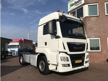 MAN TGS 18.440 EURO6 HOLLAND TRUCK PTO TOP CONDITION!!!!!! - Sattelzugmaschine