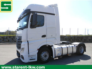 Mercedes-Benz Actros 1845 BIG-SPACE, 2 Tanks, Spoilerpaket  - Sattelzugmaschine