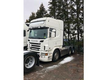 Scania R620- SOON EXPECTED - 6X2 DOUBLE BOOGIE EURO 5 R  - Sattelzugmaschine