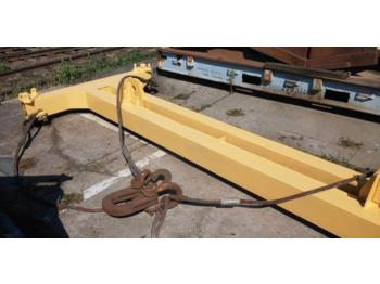 *Sonstige 20ft toplift frame for crane  - Stapler