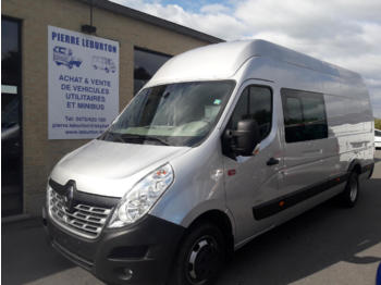 Renault Master L4H3 dble cab cruise airco navi 18900€+tva/btw - Kastenwagen