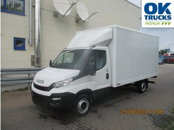 IVECO Daily 35S16 Euro6 Klima ZV - Koffer Transporter