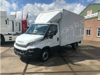 Iveco 35S14 | HiMatic | 52.000 KM | Laadklep  - Koffer Transporter
