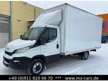 Koffer Transporter Iveco Daily 35c15 3.0L Möbel Koffer Maxi 4,75 m. 26 m³