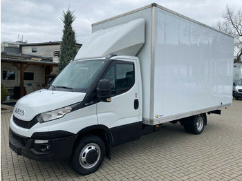 Koffer Transporter Iveco Daily 35c15 3.0L Möbel Koffer Maxi 4,76 m. 26 m³