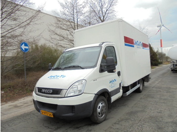 Koffer Transporter Iveco Daily 40C13 EURO 4 LD