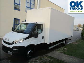 Koffer Transporter Iveco Daily 70C18/P