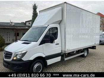 Koffer Transporter Mercedes-Benz Sprinter 516 Möbel Maxi 4,97 m. 27 m³ No. 316-2