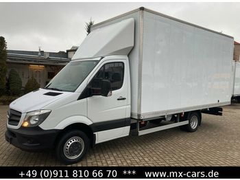 Koffer Transporter Mercedes-Benz Sprinter 516 Möbel Maxi 4,97 m. 27 m³ No. 316-3