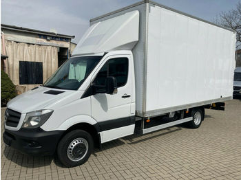 Koffer Transporter Mercedes-Benz Sprinter 516 Möbel Maxi 4,97 m. 27 m³ No. 316-8