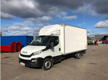 Koffer transporter IVECO Daily 70C17