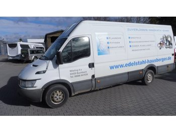 Iveco Daily 35S17, 3.0 HPT,  Hoch + Lang, Navi - Koffer transporter