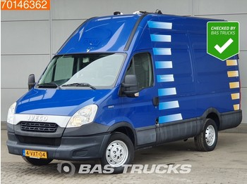 Iveco Daily 35S17 3.0 170PK L3H3 Laadklep Airco Cruise Camera 10m3 A/C Cruise control - Kühltransporter