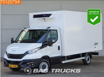 Iveco Daily 35S18 3.0 Koelwagen -20 Vries Dag/Nacht 230V Carrier Airco 17m3 A/C Cruise control - Kühltransporter
