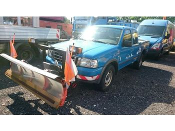 FORD FORD Ranger pick up 4x4 schneeschild 86000 km orgenal Pick-up T - Pick-up