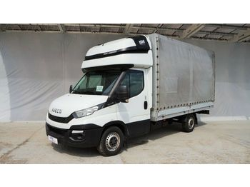 Planen Transporter Iveco DAILY 35S17 PRITSCHE+PLANE 8 PAL./ KLIMA